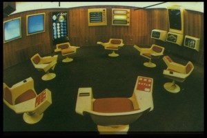 The Cybersyn Control Room