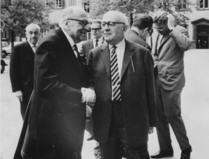 Horkheimer and Adorno