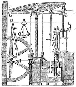 Steam Engine - Boulton & Watt