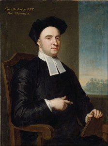 Portrait of George Berkeley