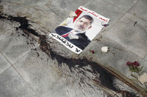 morsi blood