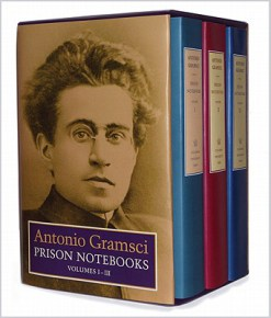 Prison Notebooks collection of Antonio Gramsci