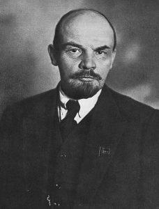 Portrait of Lenin